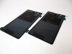 Sony - NOWA KLAPKA BATERII PANEL SONY XPERIA Z1 COMPACT M51w (czarna)