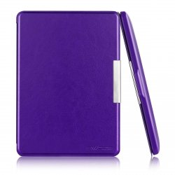 Swees Ultra Slim PU Leather Case Etui - Amazon Kindle Paperwhite (2012, 2013, 2015) 6 + folia
