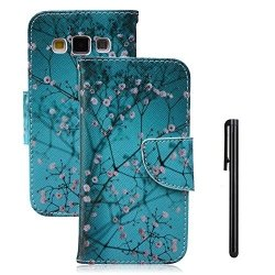 HUAWEI P10 - Etui book case Small Flowers