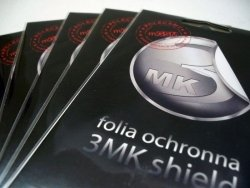 3MK SHIELD SUPERMOCNA FOLIA OCHRONNA NOKIA LUMIA 510 (2 szt.)
