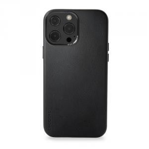 Decoded – skórzana obudowa ochronna do iPhone 13 Pro Max (czarna)