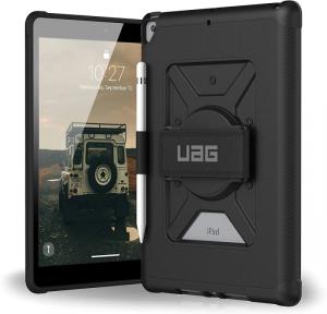 UAG Hand Strap - obudowa ochronna z uchwytem na dłoń do iPad 10.2 7&8G (wersja OEM)