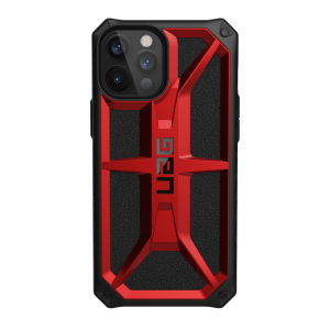 UAG Monarch - obudowa ochronna do iPhone 12 Pro Max (Crimson)