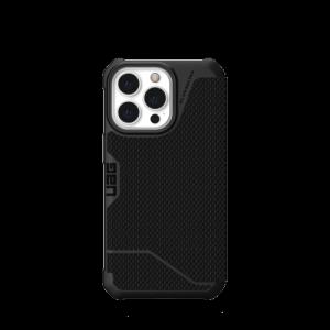 UAG Metropolis - obudowa ochronna z klapką do iPhone 13 Pro (kevlar - czarna)