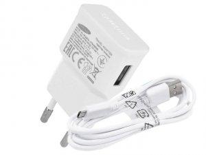 Oryginalna Ładowarka sieciowa SAMSUNG ETA0U83EWE+ECB-DU4AWE 1.0A - Samsung A10
