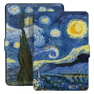 TECH-PROTECT SMARTCASE KINDLE 10 2019 STARRY NIGHT