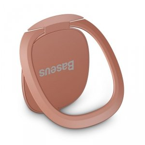 BASEUS INVISIBLE MAGNETIC PHONE RING ROSE GOLD