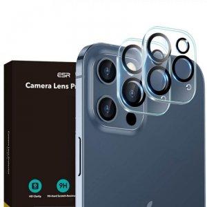 SZKŁO HARTOWANE ESR CAMERA LENS 2-PACK IPHONE 12 PRO MAX CLEAR