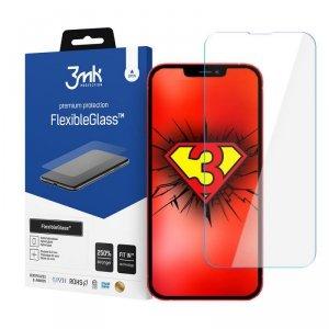 SZKŁO HYBRYDOWE 3MK FLEXIBLE GLASS IPHONE 13 PRO MAX