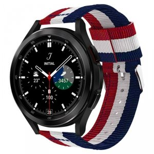 TECH-PROTECT WELLING SAMSUNG GALAXY WATCH 4 40 / 42 / 44 / 46 MM NAVY/RED