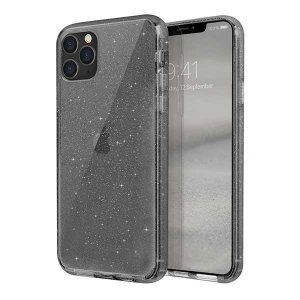 UNIQ etui LifePro Tinsel iPhone 11 Pro Max czarny/vapour smoke