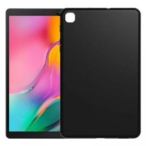 Slim Case plecki etui pokrowiec na tablet Samsung Galaxy Tab S7 11'' czarny