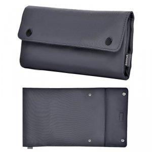Baseus Folding Series etui pokrowiec torba na laptopa 16'' szary (LBZD-B0G)
