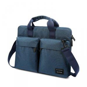 Cartinoe Wei Ling torba na laptopa 13,3'' ochrona Anti RFID niebieski