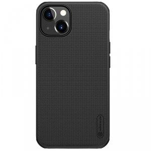 Nillkin Super Frosted Shield Pro wytrzymałe etui pokrowiec iPhone 13 czarny