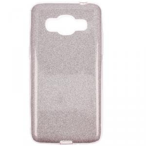 Etui Glitter SAMSUNG G530 różowe
