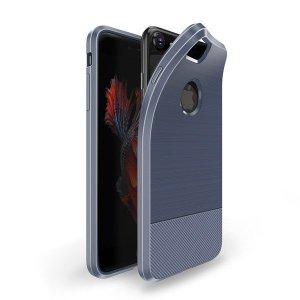 Etui dux ducis mojo case  IPHONE 6+ niebieski