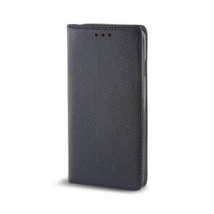 Etui portfel Flip Magnet LG K40 czarne