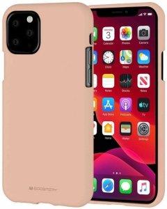 Etui IPHONE 11 PRO MAX Soft Jelly piaskowe