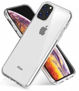 Etui IPHONE 11 PRO MAX Slim case Protect 2mm bezbarwna nakładka transparentne