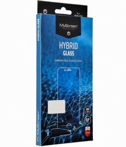 Szkło hartowane hybrydowe IPHONE XS MAX / 11 PRO MAX MyScreen Diamond Hybrid Glass