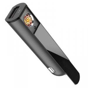 Ładowarka 2w1 samochodowa 2.4A z zapalniczką elektryczną ART E-Lighter USB LI-01