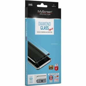 Szkło Hartowane SAMSUNG GALAXY NOTE 20 ULTRA MyScreen Diamond Glass Edge 3D czarne