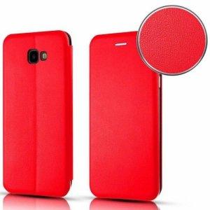 Etui XIAOMI POCO X3 NFC portfel z klapką skóra ekologiczna Flip Elegance czerwone