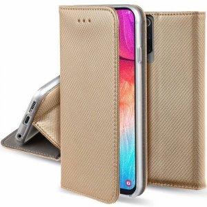 Etui XIAOMI MI 11 ULTRA portfel z klapką Flip Magnet złote