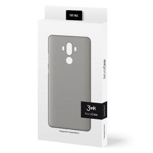 3MK Etui NC Huawei Honor 9 czarny black, Natural Case