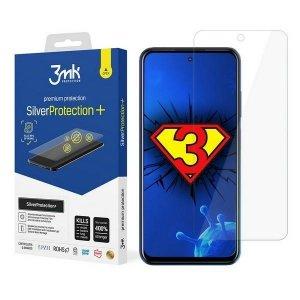 3MK Silver Protect+ HTC Desire 21 Pro 5G Folia Antymikrobowa montowana na mokro
