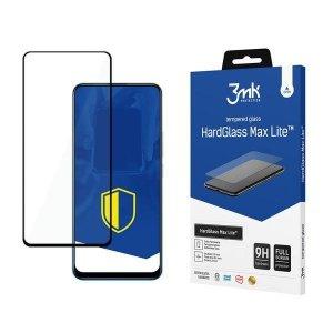 3MK HG Max Lite Realme 8 czarny/black