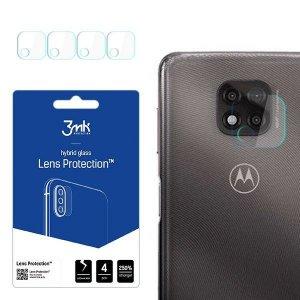 3MK Lens Protect Motorola Moto G Power 2021 Ochrona na obiektyw aparatu 4szt