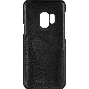 Bugatti Snap Case Londra Samsung S9 G960 czarna/black 31399