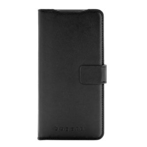 Bugatti BookCover Zurigo Samsung S20 Ult ra G988 czarny/black 36504
