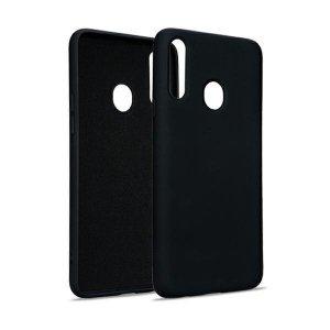 Beline Etui Silicone Samsung M12 M127 czarny/black