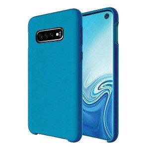 Beline Etui Silicone Huawei Y5p niebieski/blue