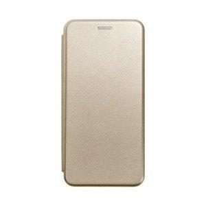 Beline Etui Book Magnetic Xiaomi Redmi Note 10 Pro 5G złoty/gold