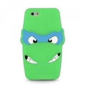 Silikon 3D Sam G530 Ninja zielony Grand Prime