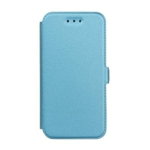 Etui Book Pocket Huawei Honor 7X niebies ki/blue