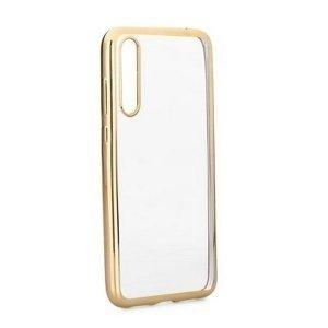 Etui Electro Jelly Huawei P20 Pro złoty /gold