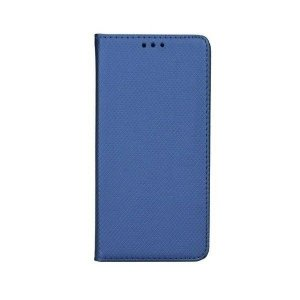 Etui Smart Magnet book Sam S21 FE niebieski/blue