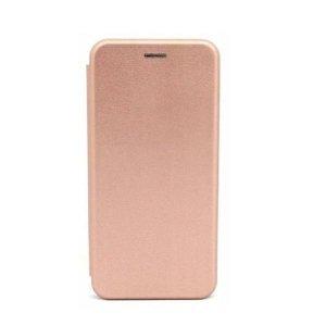 Etui Book Magnetic Xiaomi Redmi 9T różowo-złoty