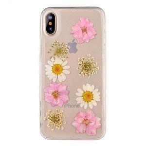 Etui Flower LG K8 2017 wzór 8