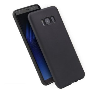 Beline Etui Candy Samsung S7 G930 czarny/black