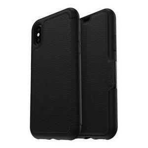 Etui Otterbox Strada iPhone Xs czarny/black 33779