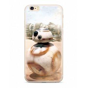 Etui Star Wars™ BB-8 001 Huawei P Smart biały/white SWPC8BB001
