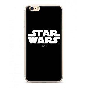 Etui Star Wars™ Gwiezdne Wojny 001 iPhone X czarny/black SWPCSW045