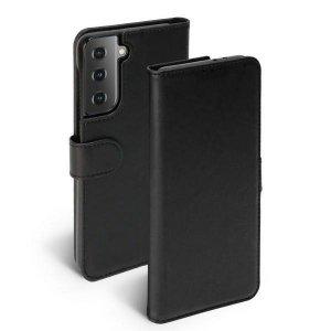 Krusell PhoneWalet Sam G991 S21 czarny /black 62250