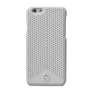 Etui Mercedes MEHCP6PEGR iPhone 6/6S hard case szary